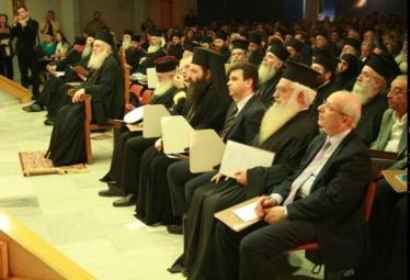 sinaha din Volos - clerici teologi monahi